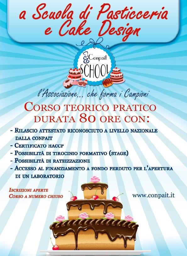 Corso Pasticceria E Cake Design Roma : Corsi Noi Pasticcieri